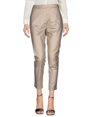 Фото - Повседневные брюки от SIBEL SARAL золотистого цвета