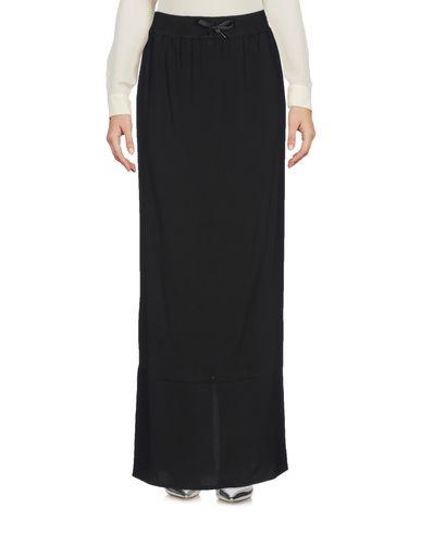 Фото - Длинная юбка от FABIANA FILIPPI цвет стальной серый