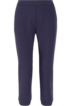 HATCH The Mirabelle stretch-crepe track pants
