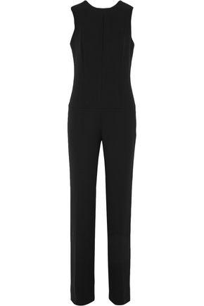 PROTAGONIST Wool-blend crepe jumpsuit