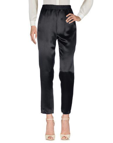 Фото - Повседневные брюки от FORTE_FORTE черного цвета