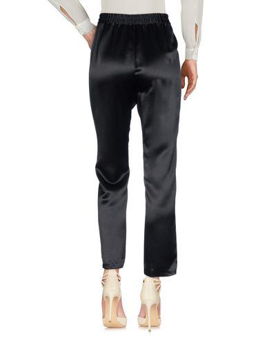 Фото 2 - Повседневные брюки от FORTE_FORTE черного цвета