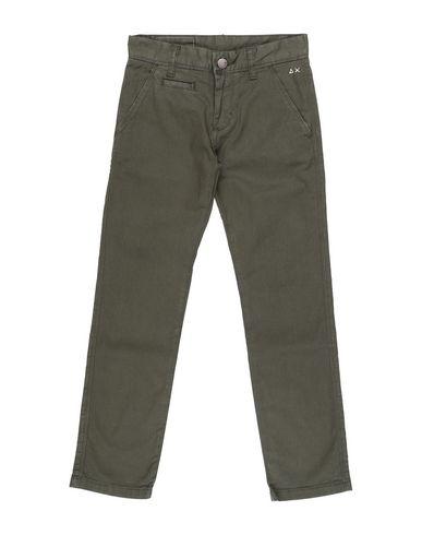 Фото - Повседневные брюки от SUN 68 цвет зеленый-милитари