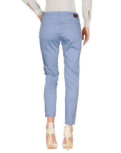 Фото 2 - Повседневные брюки от MICHAEL COAL небесно-голубого цвета