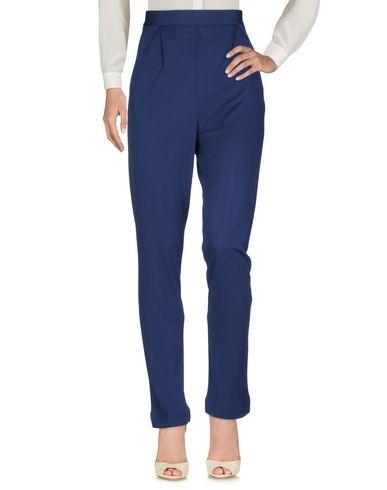 Фото - Повседневные брюки от GOTHA темно-синего цвета