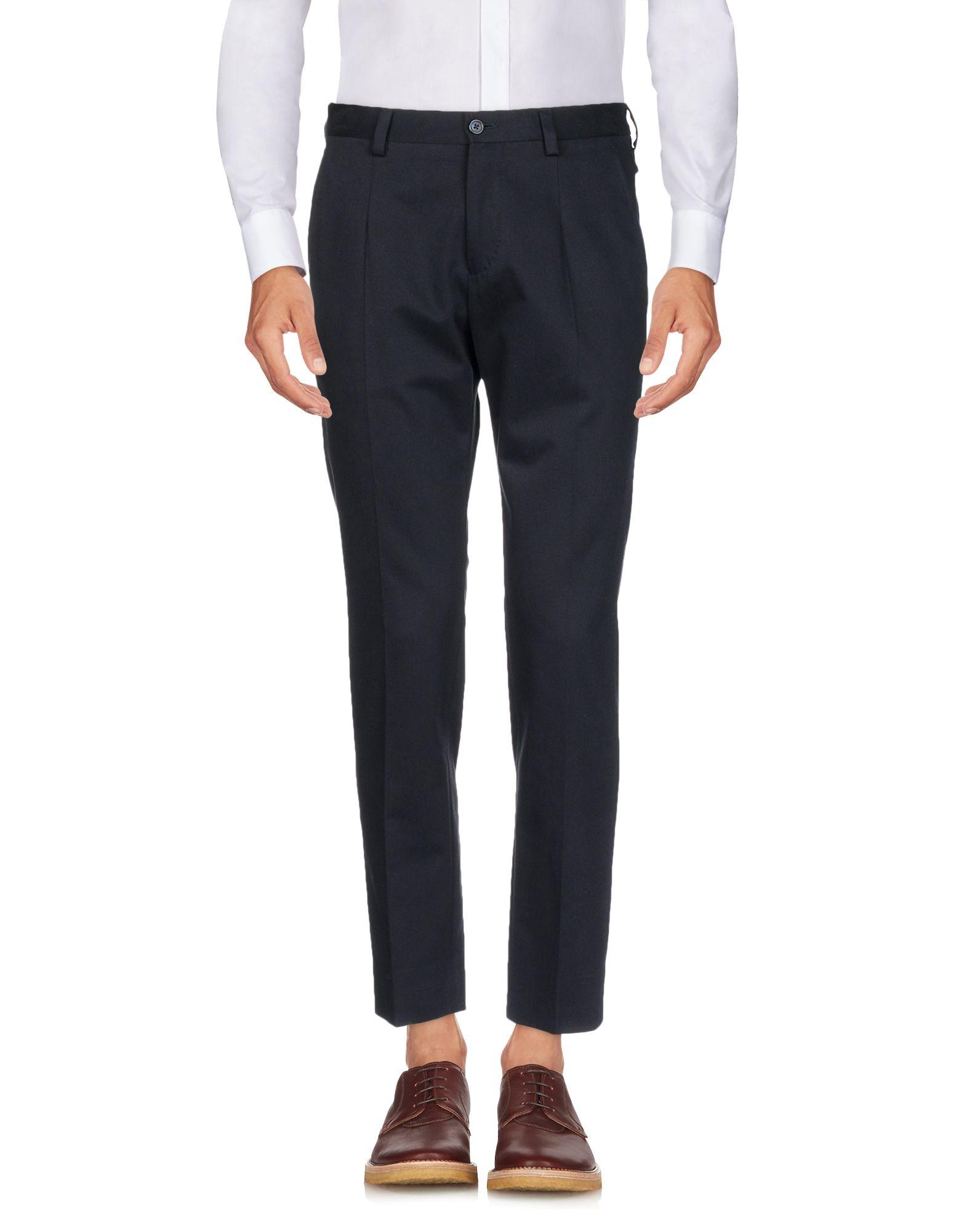 DOLCE & GABBANA Повседневные брюки