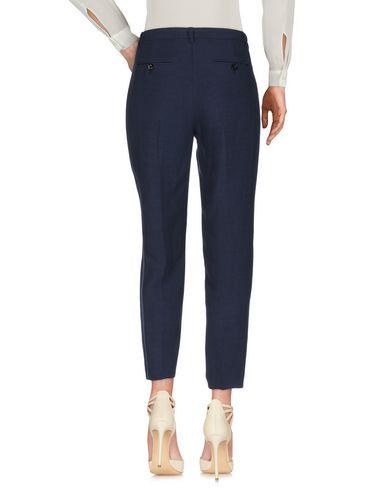 Фото 2 - Повседневные брюки от TWINSET темно-синего цвета