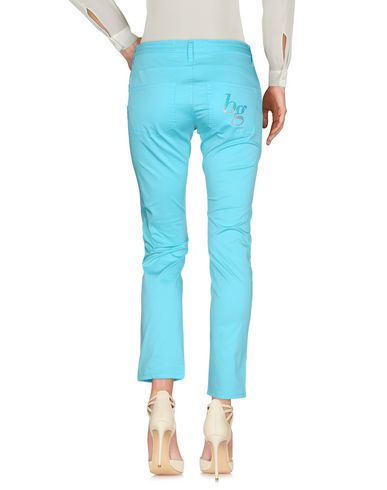 Фото 2 - Повседневные брюки от BLUGIRL JEANS бирюзового цвета