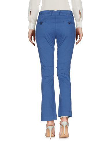 Фото 2 - Повседневные брюки от TRUE NYC. синего цвета