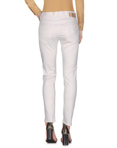 Фото 2 - Повседневные брюки от 2W2M цвет слоновая кость