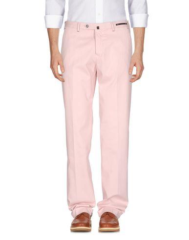 Фото - Повседневные брюки от PT01 светло-розового цвета