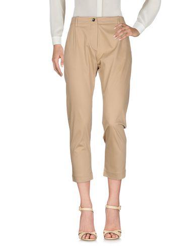 Фото - Повседневные брюки от NINE:INTHE:MORNING бежевого цвета