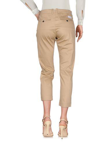 Фото 2 - Повседневные брюки от NINE:INTHE:MORNING бежевого цвета
