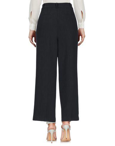 Фото 2 - Повседневные брюки от SOALLURE серого цвета