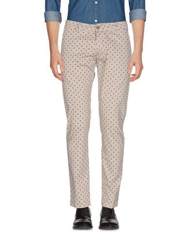 Фото - Повседневные брюки от DIRTYPAGE светло-серого цвета