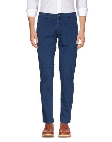 Фото - Повседневные брюки от DIRTYPAGE синего цвета
