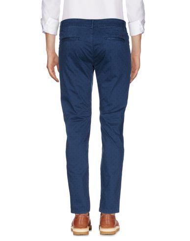 Фото 2 - Повседневные брюки от DIRTYPAGE синего цвета