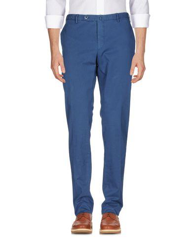 Фото - Повседневные брюки от GTA IL PANTALONE грифельно-синего цвета
