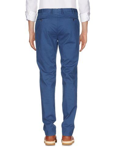 Фото 2 - Повседневные брюки от GTA IL PANTALONE грифельно-синего цвета