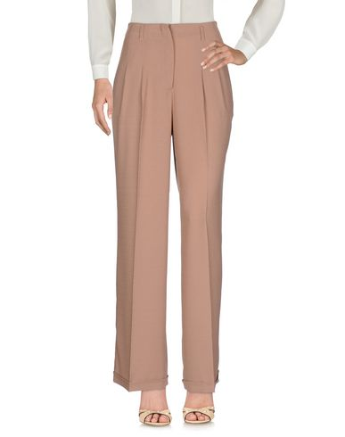 Фото - Повседневные брюки от SOALLURE цвет верблюжий