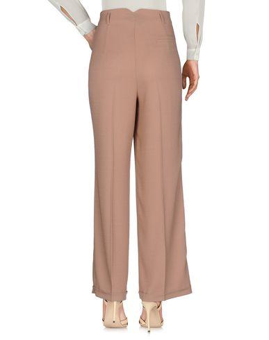 Фото 2 - Повседневные брюки от SOALLURE цвет верблюжий