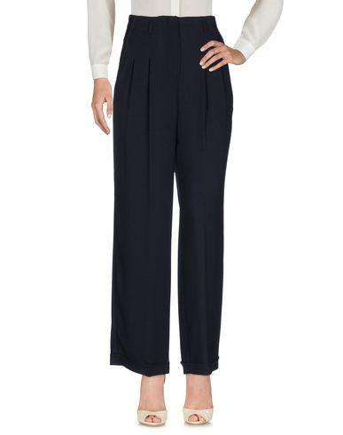 Фото - Повседневные брюки от SOALLURE темно-синего цвета