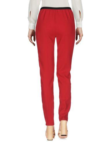 Фото 2 - Повседневные брюки от QL2  QUELLEDUE кирпично-красного цвета