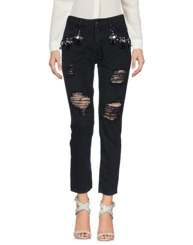 Фото - Повседневные брюки от UP ★ JEANS черного цвета