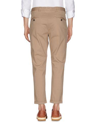 Фото 2 - Повседневные брюки от MYTHS цвет песочный