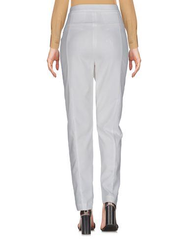 Фото 2 - Повседневные брюки от TY-LR белого цвета