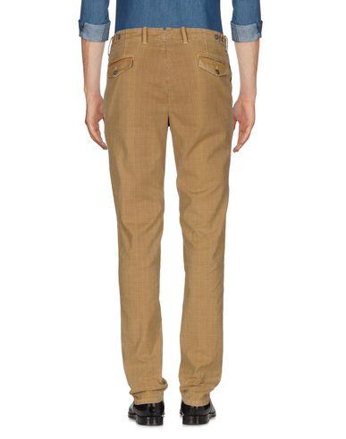 Фото 2 - Повседневные брюки от PT01 цвет зеленый-милитари