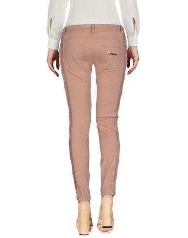 Фото 2 - Повседневные брюки от ELISABETTA FRANCHI GOLD цвет телесный