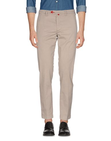 Фото - Повседневные брюки от BARONIO серого цвета