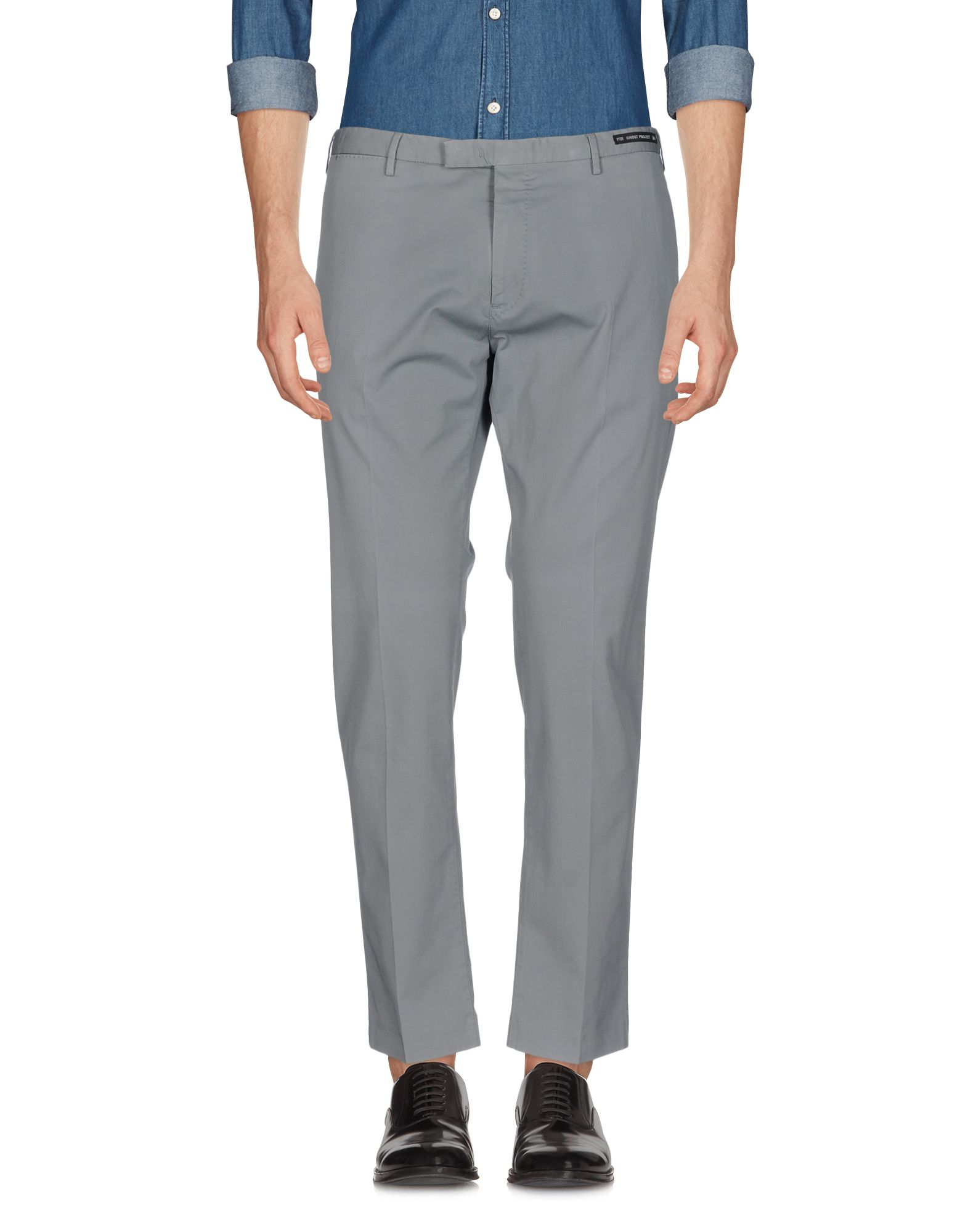 PT01 GHOST PROJECT Повседневные брюки