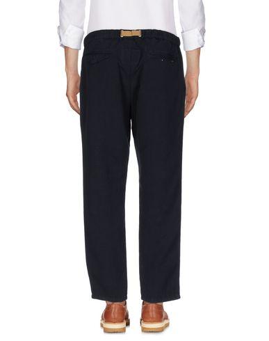 Фото 2 - Повседневные брюки от WHITE SAND 88 темно-синего цвета