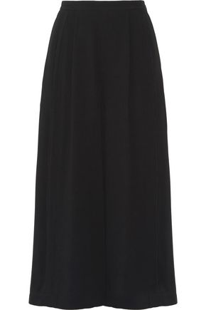 PROENZA SCHOULER Stretch-crepe wide-leg pants