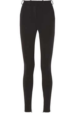 VICTORIA BECKHAM Stretch-ponte leggings-style pants