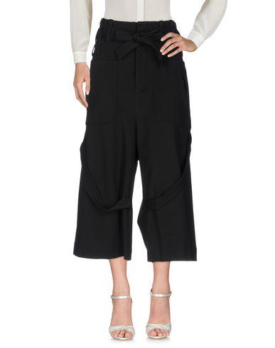 MARCELO BURLON TROUSERS 3/4-length trousers Women