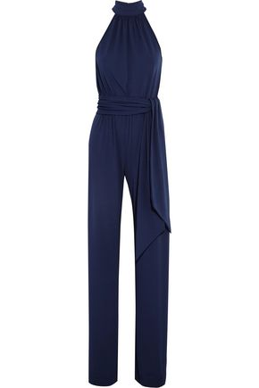 MICHAEL KORS COLLECTION Stretch-crepe jumpsuit