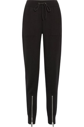 MICHAEL KORS COLLECTION Cashmere-blend track pants