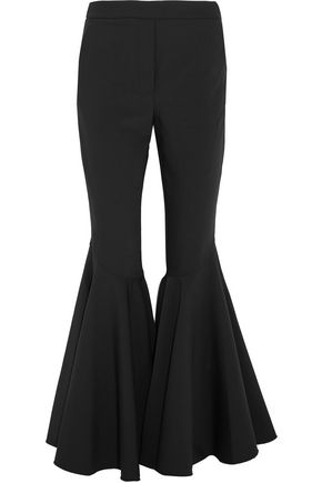 •ELLERY• Jacuzzi stretch wool-blend flared pants