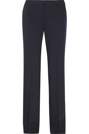 MAX MARA Duomo stretch-wool wide-leg pants