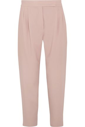 MAX MARA Sartorial wool-blend tapered pants