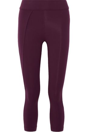 NO KA 'OI Kala stretch-jersey leggings