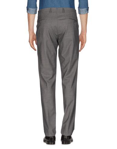 Фото 2 - Повседневные брюки от INCOTEX свинцово-серого цвета