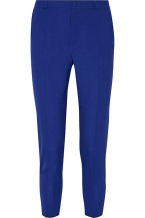 LANVIN Cropped wool skinny pants
