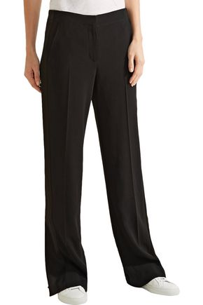 RAG & BONE Abel stretch-crepe wide-leg pants