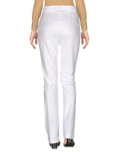 Фото 2 - Повседневные брюки от TWINSET белого цвета
