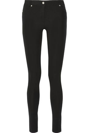 GIVENCHY Stretch-twill leggings