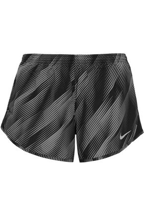 NIKE Tempo printed shell shorts